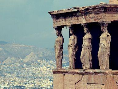 Тайны афинского Акрополя