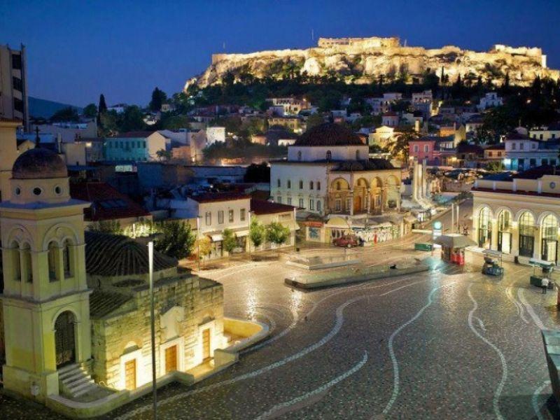 Греция афины специальные предложения