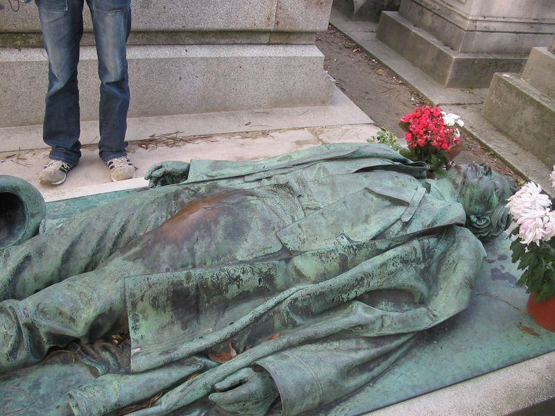 Места захоронения оскара уайльда и