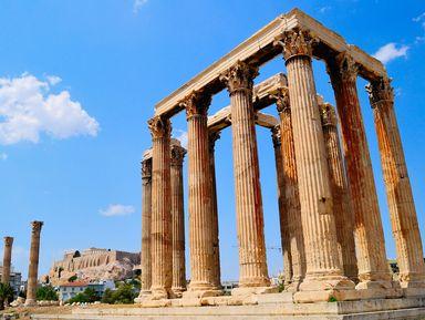 По стопам древних греков