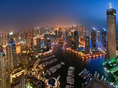 Экскурсия в Дубае