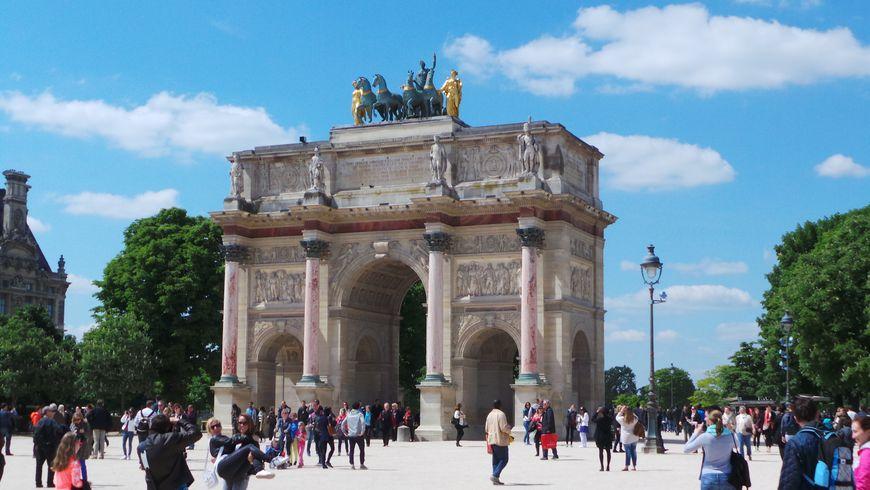 Обзорная экскурсия париж короли и