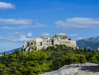 Акрополь и Малые Афины. Золотая формула Гармонии, открытая греками