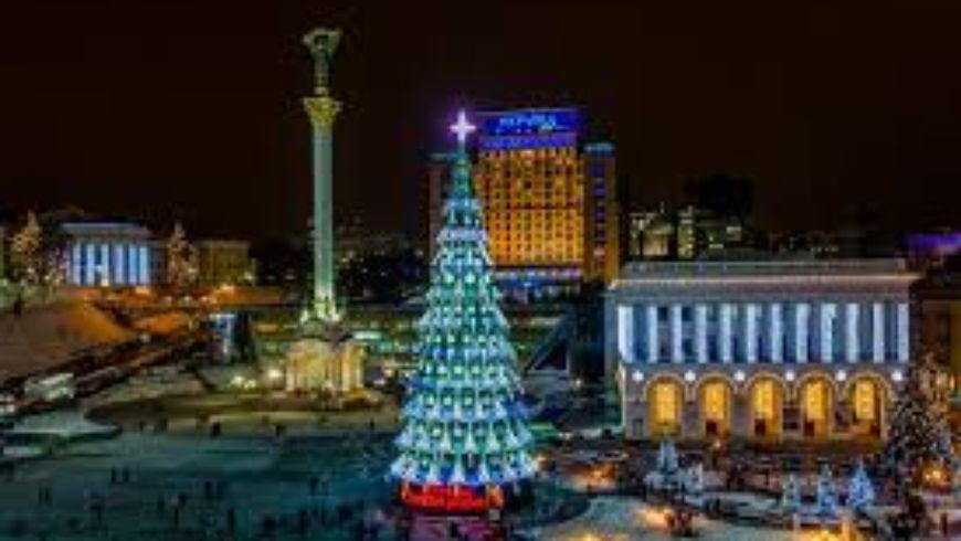 Экскурсия в Киеве: Новогодние и рождественские экскурсии-прогулки
