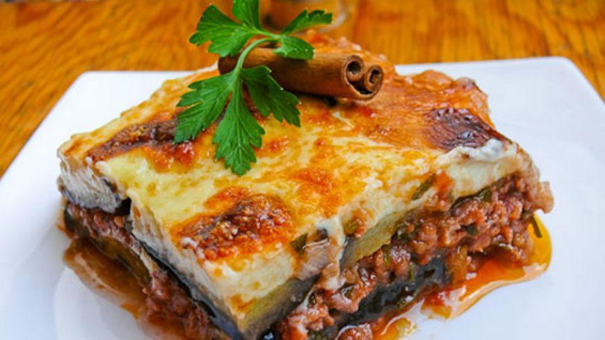 фото рецепты греческой кухни