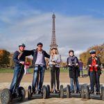 Прогулка по Парижу на Segway — необычные экскурсии в Париже