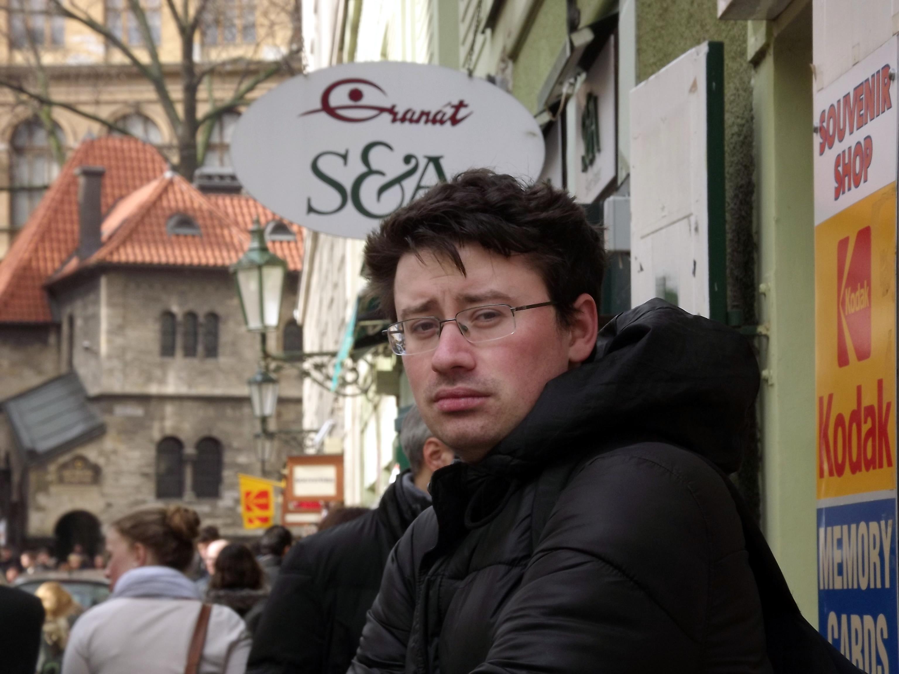 Частный гид экскурсовод по Берлину Evgeny