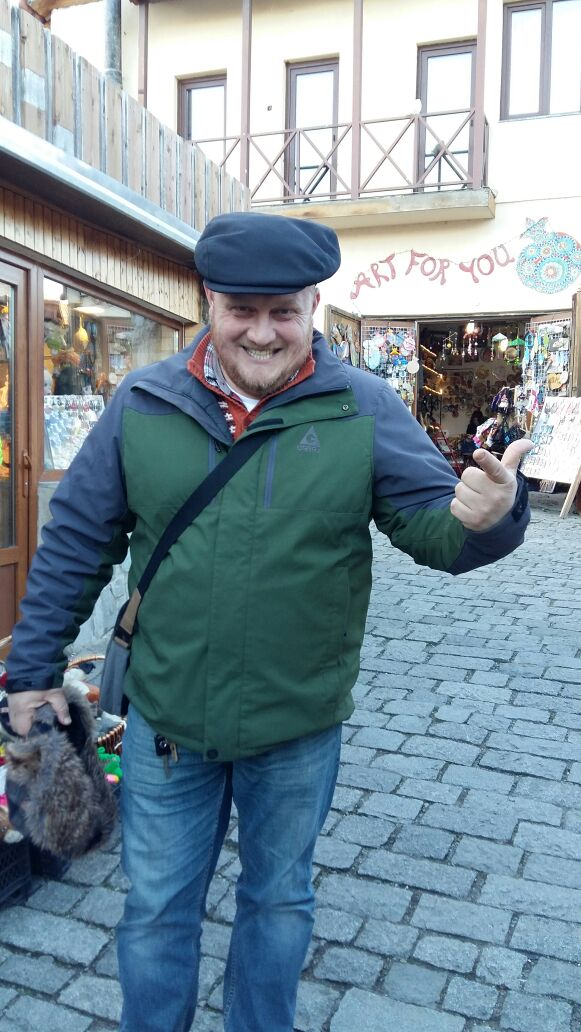 Частный гид экскурсовод по Тбилиси Dan