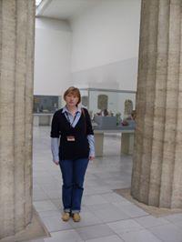 Частный гид экскурсовод по Будапешту Мария
