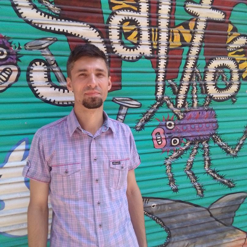Частный гид экскурсовод по Барселоне Егор