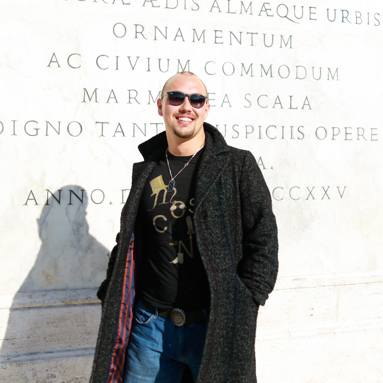 Частный гид экскурсовод по Риму Dmitri