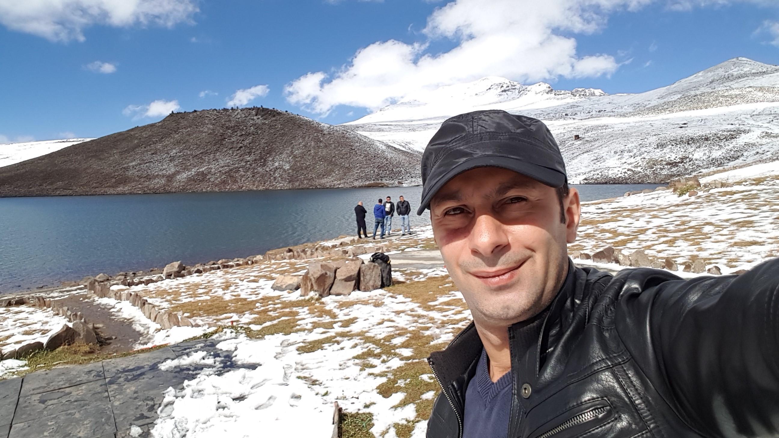 Частный гид экскурсовод по Еревану Гарик