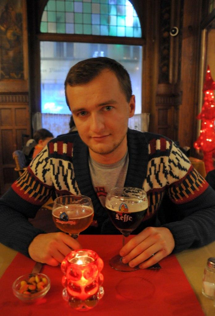 Частный гид экскурсовод по Амстердаму Vlad