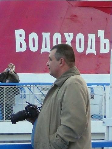 Частный гид экскурсовод по Москве Сергей