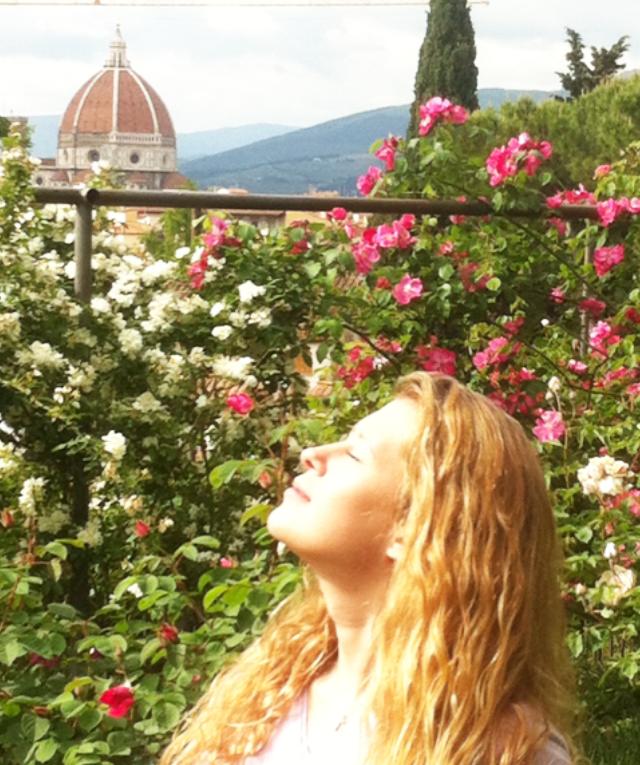 Частный гид экскурсовод по Флоренции Liza