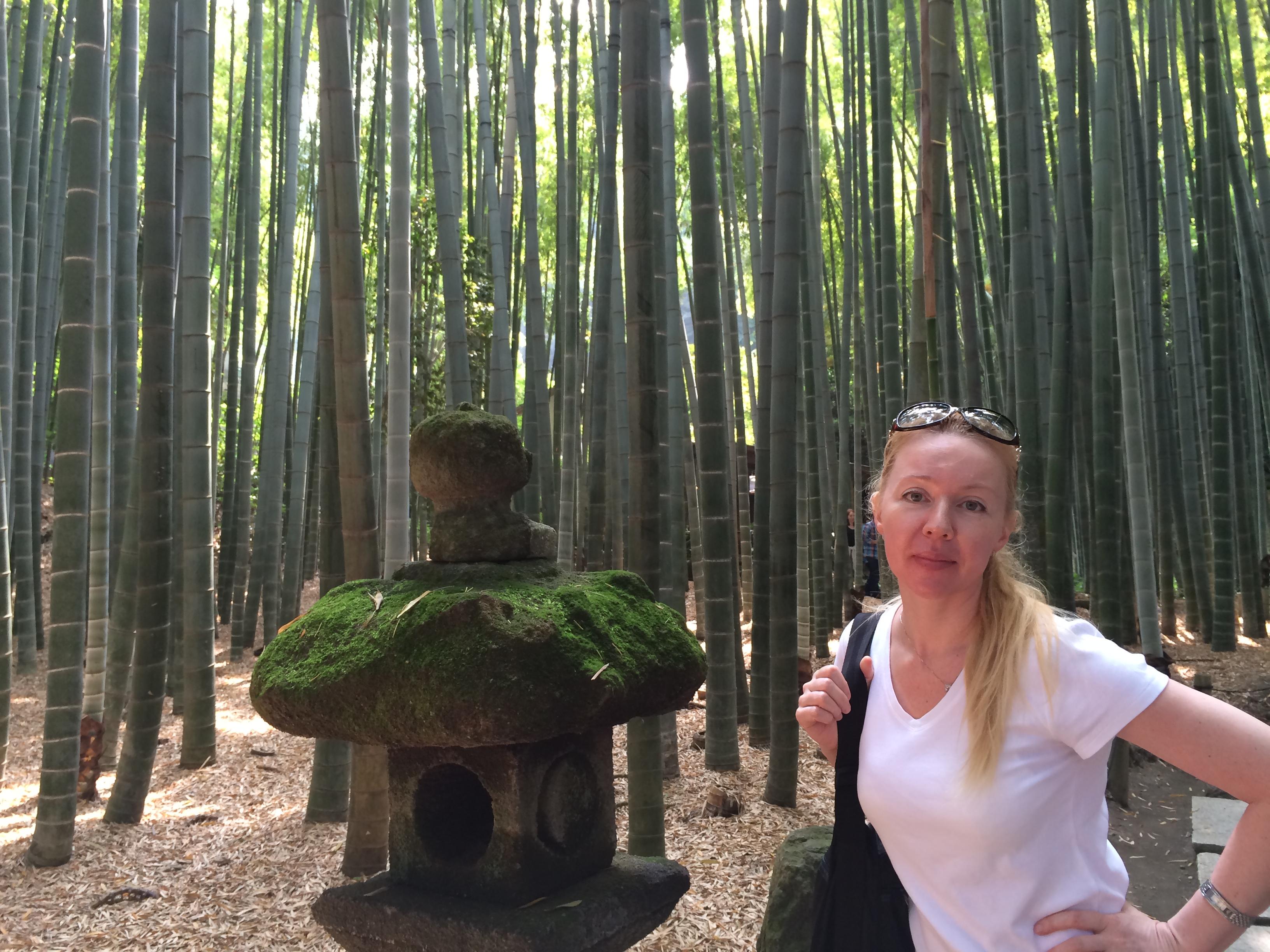 Частный гид экскурсовод по Токио Ирина