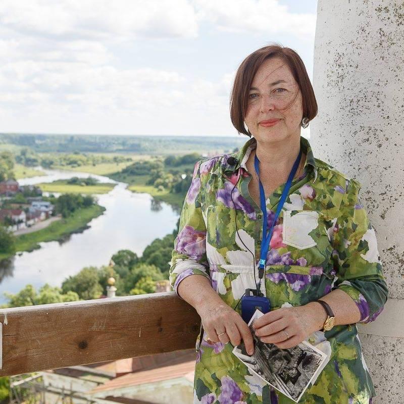 Частный гид экскурсовод по Москве Ирина