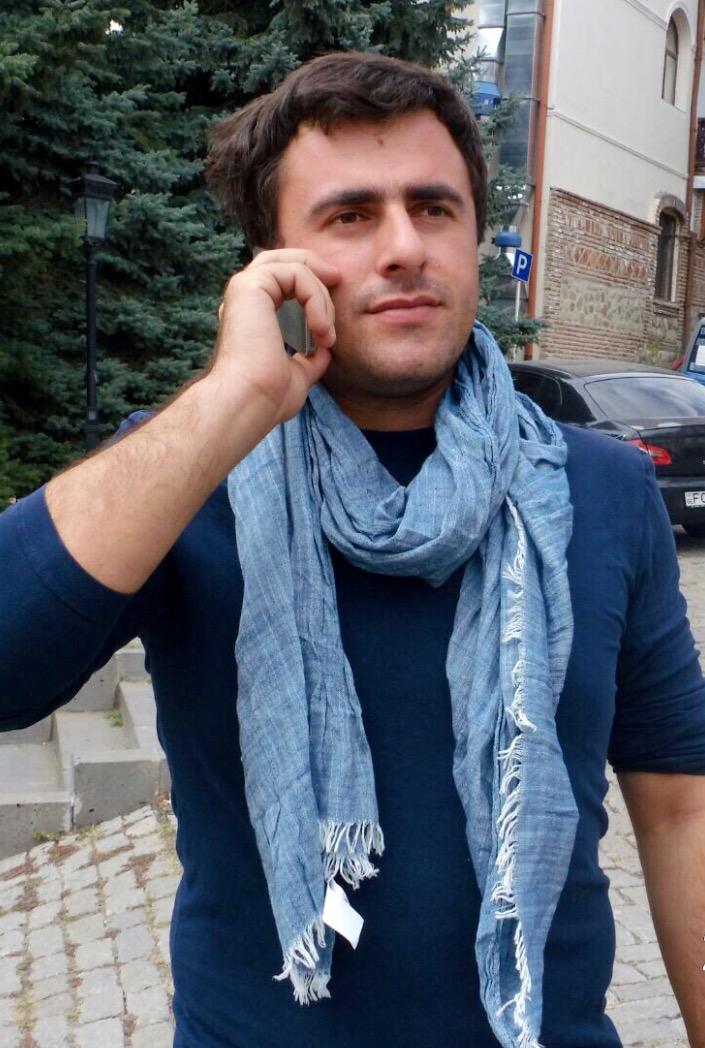 Частный гид экскурсовод по Тбилиси Ладо
