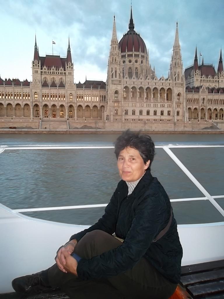 Частный гид экскурсовод по Будапешту Ágnes