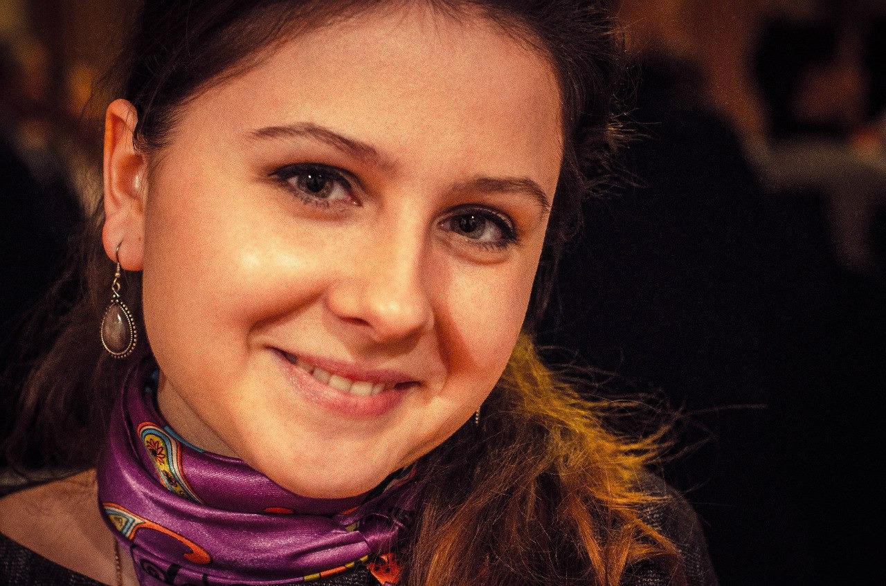 Частный гид экскурсовод по Киеву Мария
