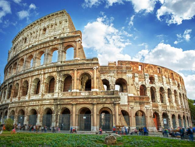 Частный гид экскурсовод по Риму Ирина