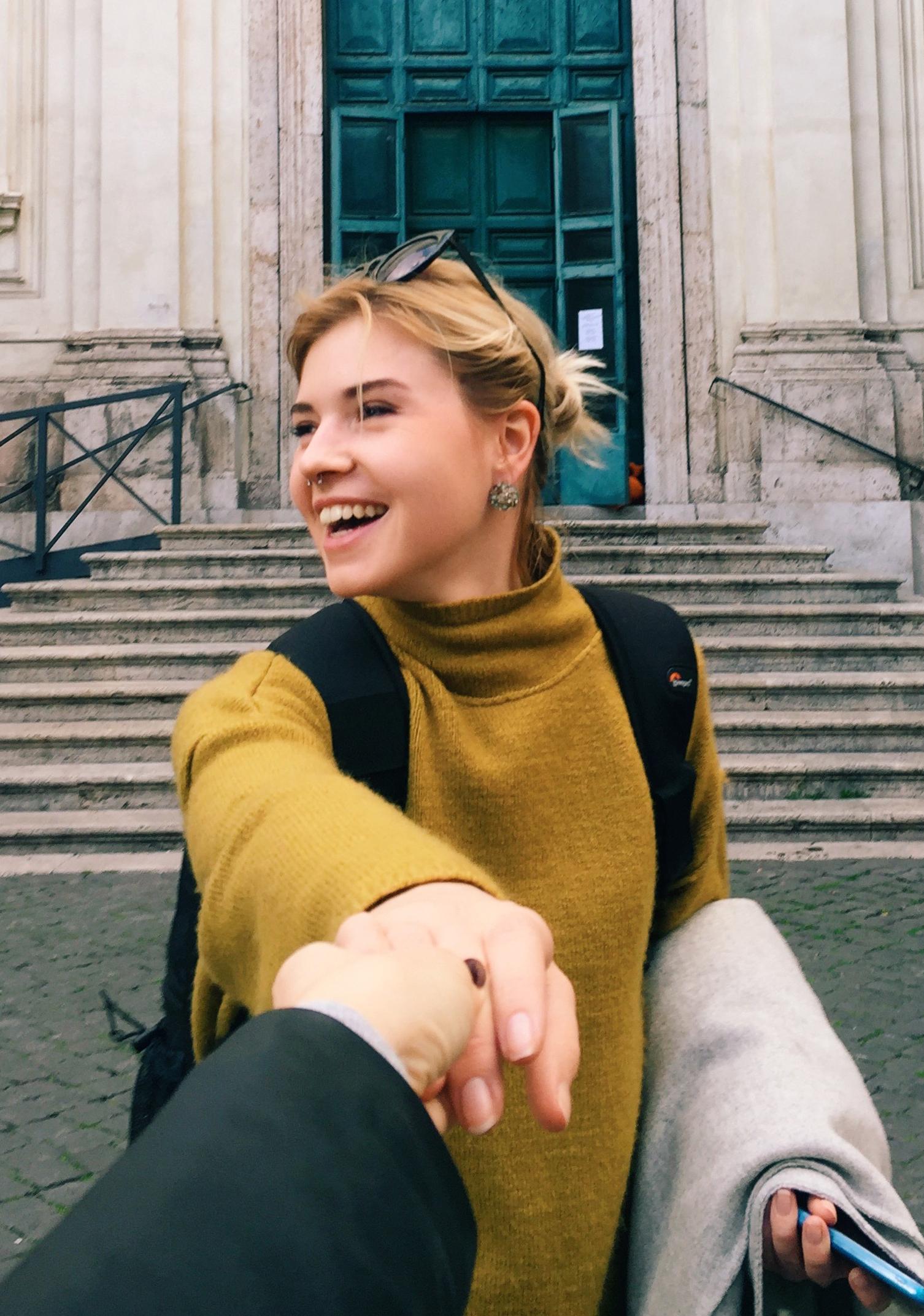 Частный гид экскурсовод по Риму Jane