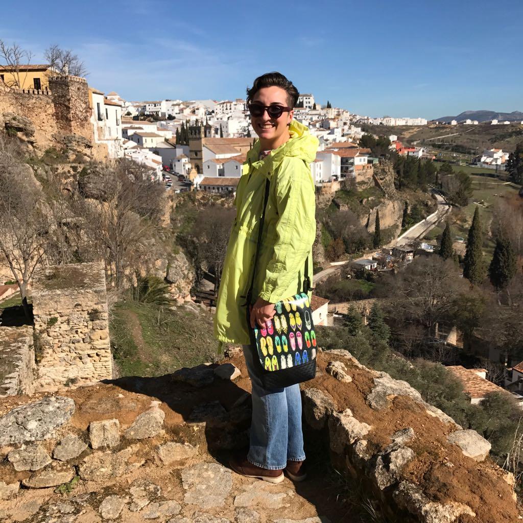 Частный гид экскурсовод по Мадриду Арина