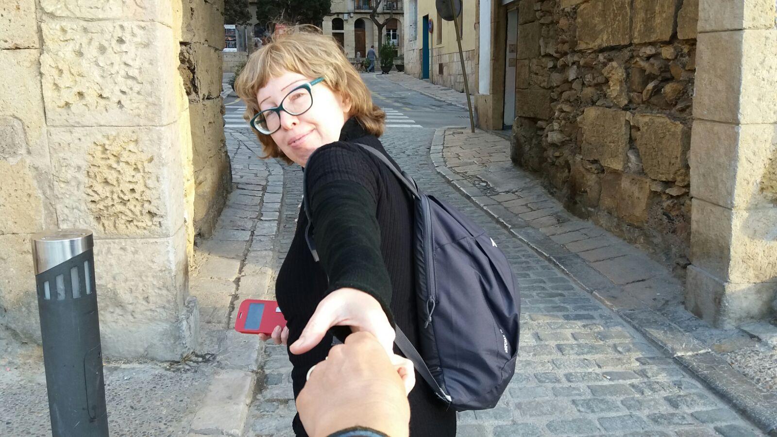 Частный гид экскурсовод по Барселоне Julia