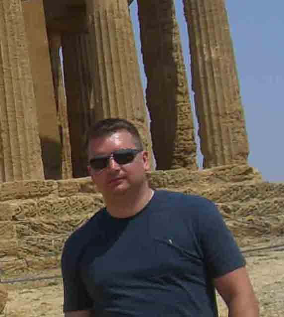 Частный гид экскурсовод по Риму Сергей