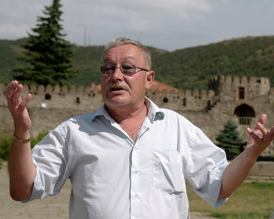 Частный гид экскурсовод по Тбилиси Galaktion