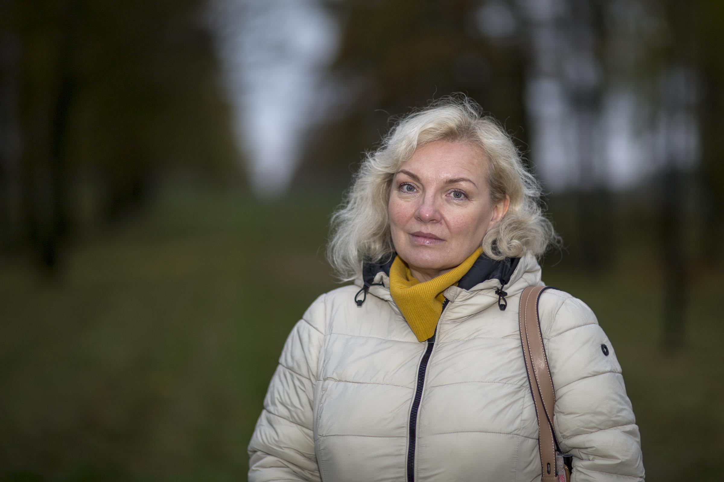 Частный гид экскурсовод по Таллину Ирина
