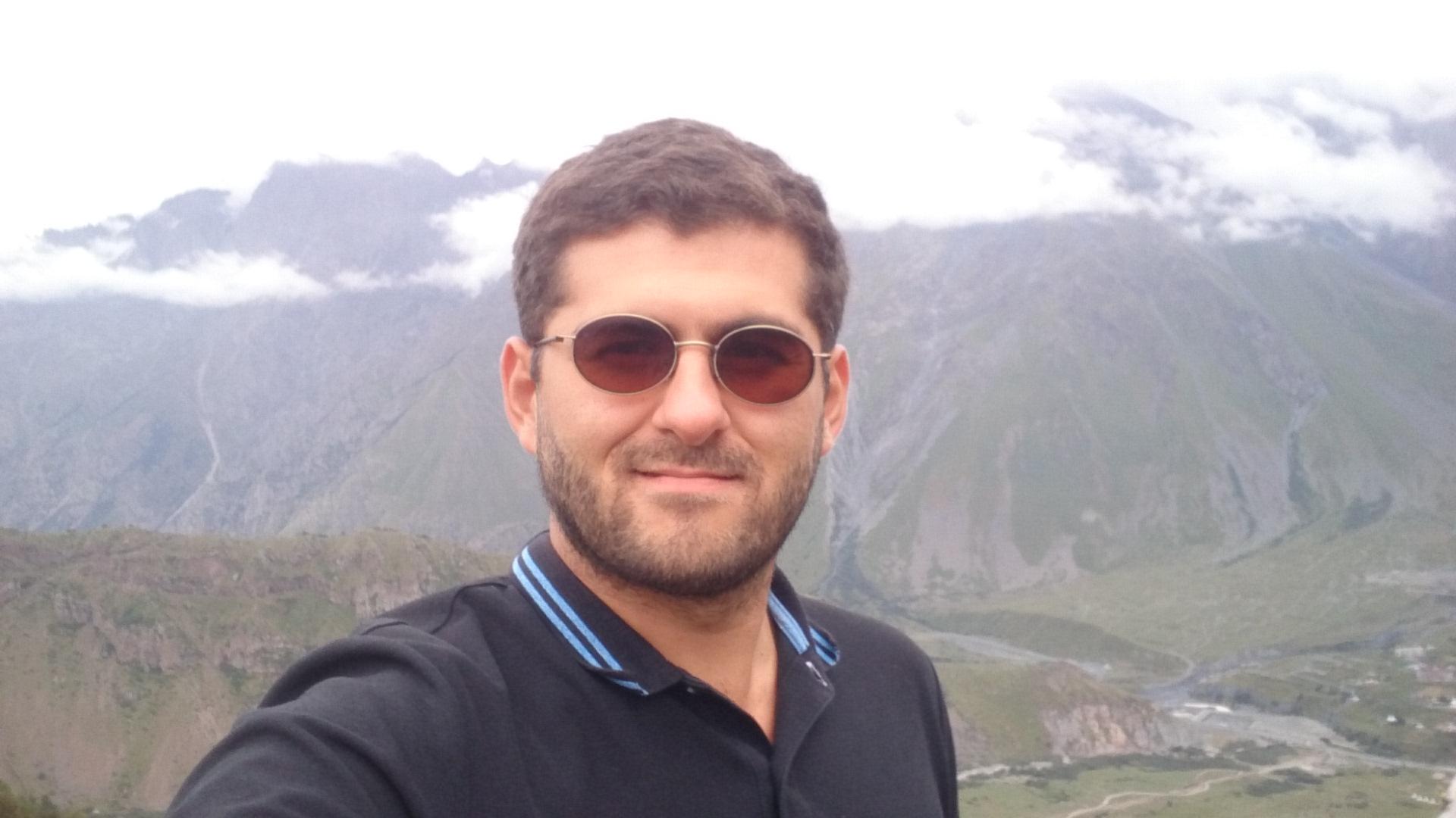 Частный гид экскурсовод по Тбилиси Mikhail