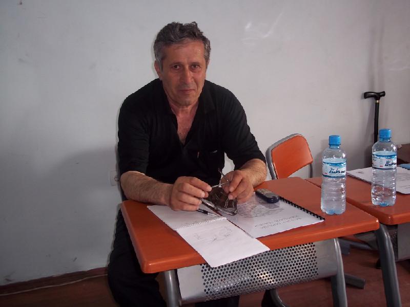 Частный гид экскурсовод по Тбилиси Резо