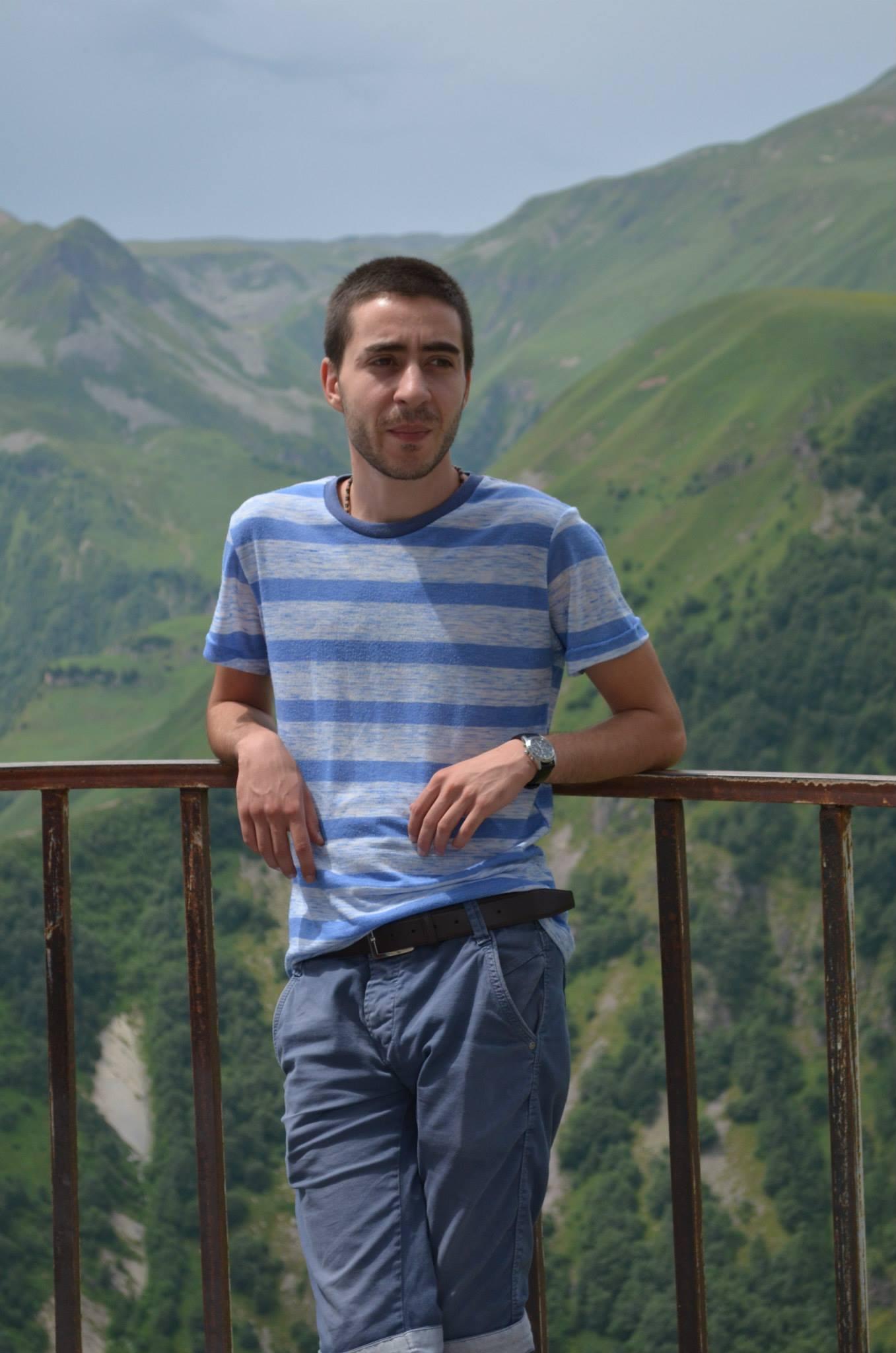 Частный гид экскурсовод по Тбилиси Сергей