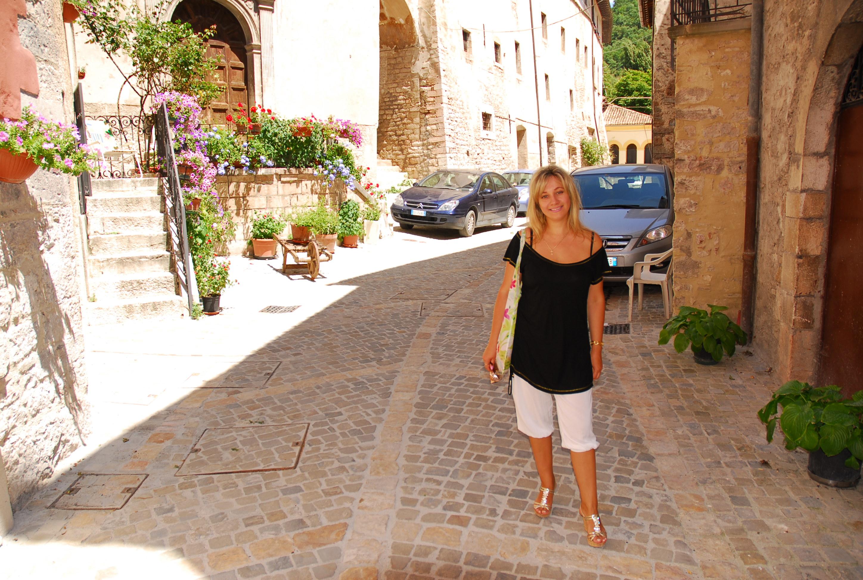 Частный гид экскурсовод по Риму Елена