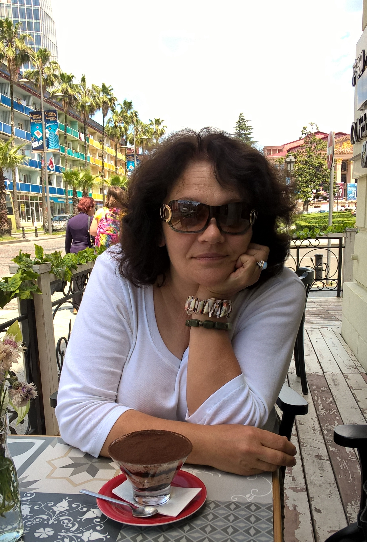 Частный гид экскурсовод по Тбилиси Карина