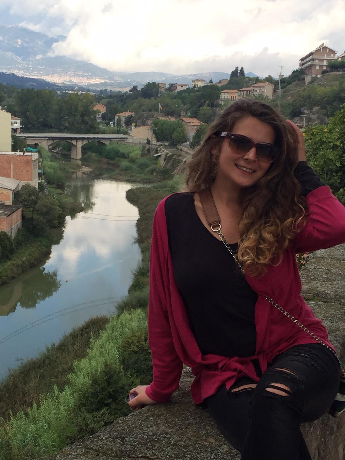 Частный гид экскурсовод по Барселоне Дарья