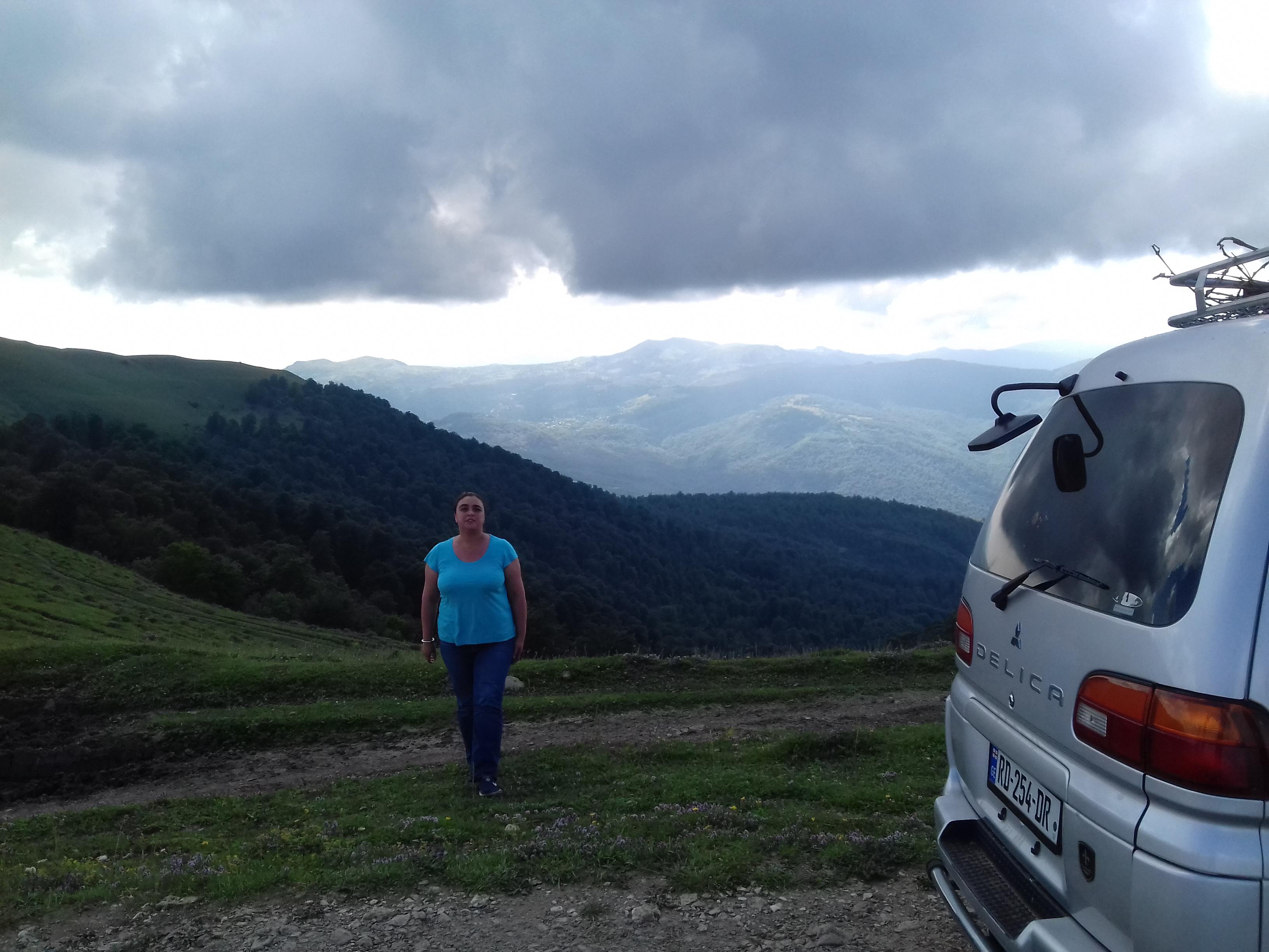 Частный гид экскурсовод по Тбилиси Lela