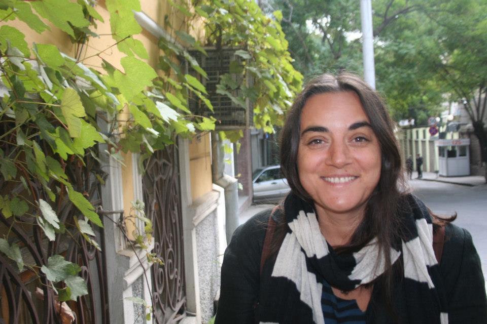 Частный гид экскурсовод по Тбилиси Нино