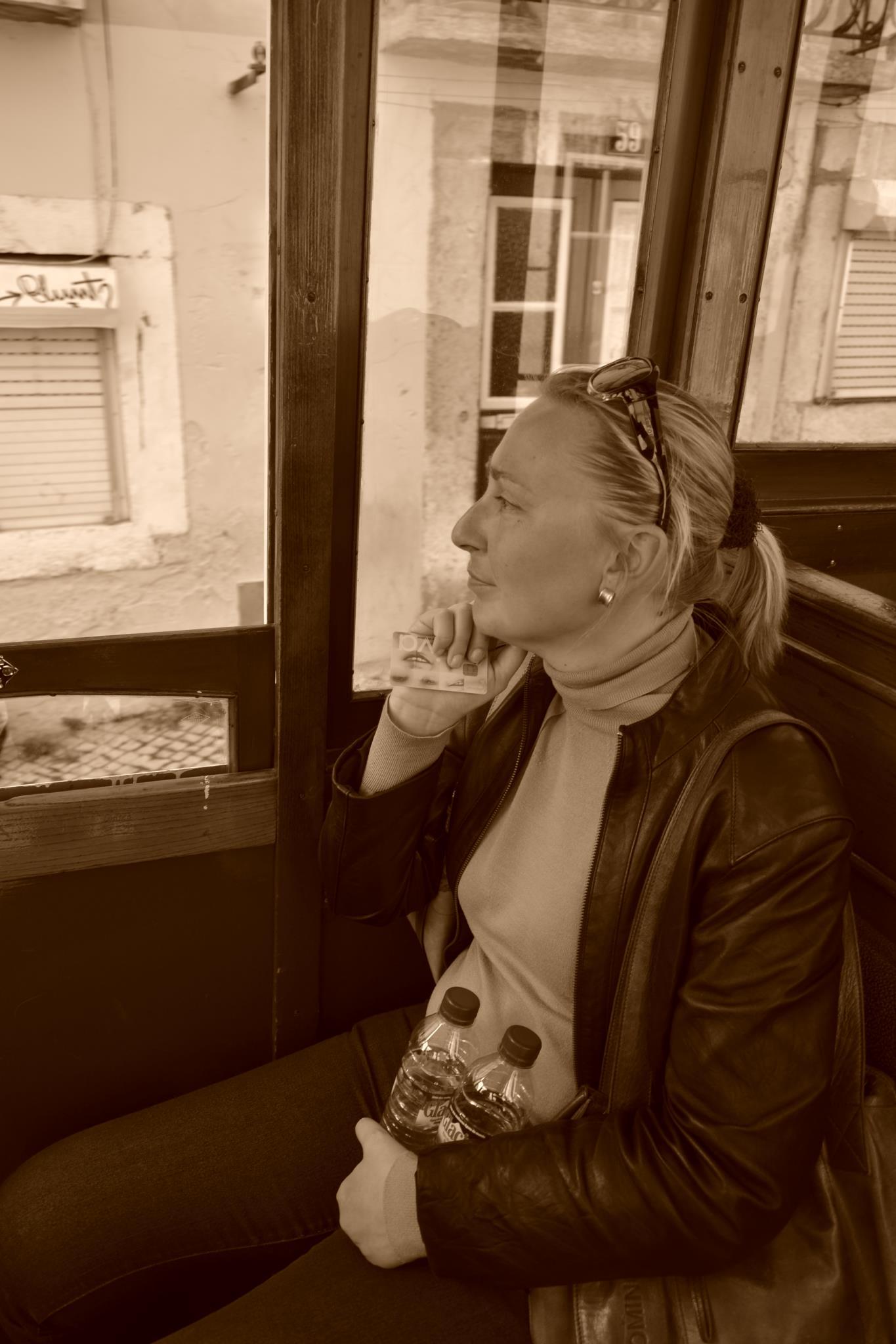 Частный гид экскурсовод по Лиссабону Ольга