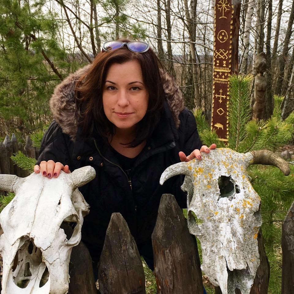 Частный гид экскурсовод по Киеву Наталья