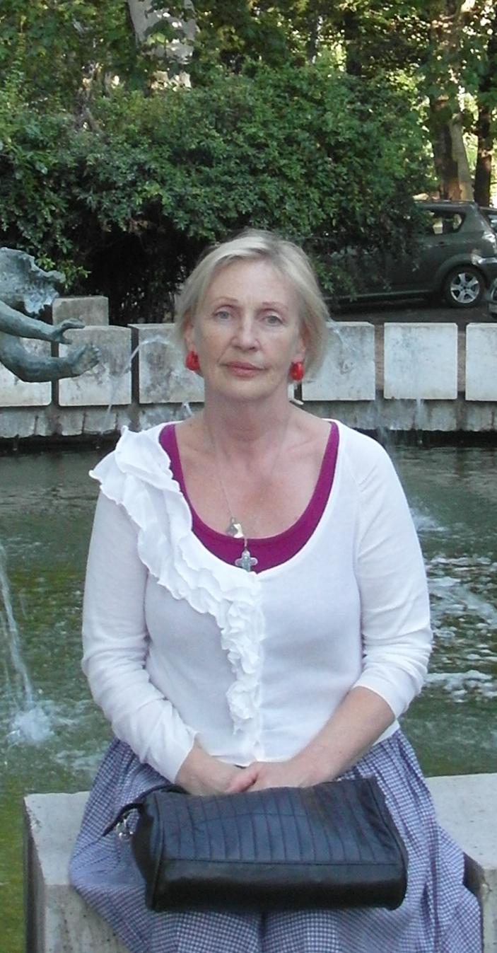 Частный гид экскурсовод по Будапешту Ольга