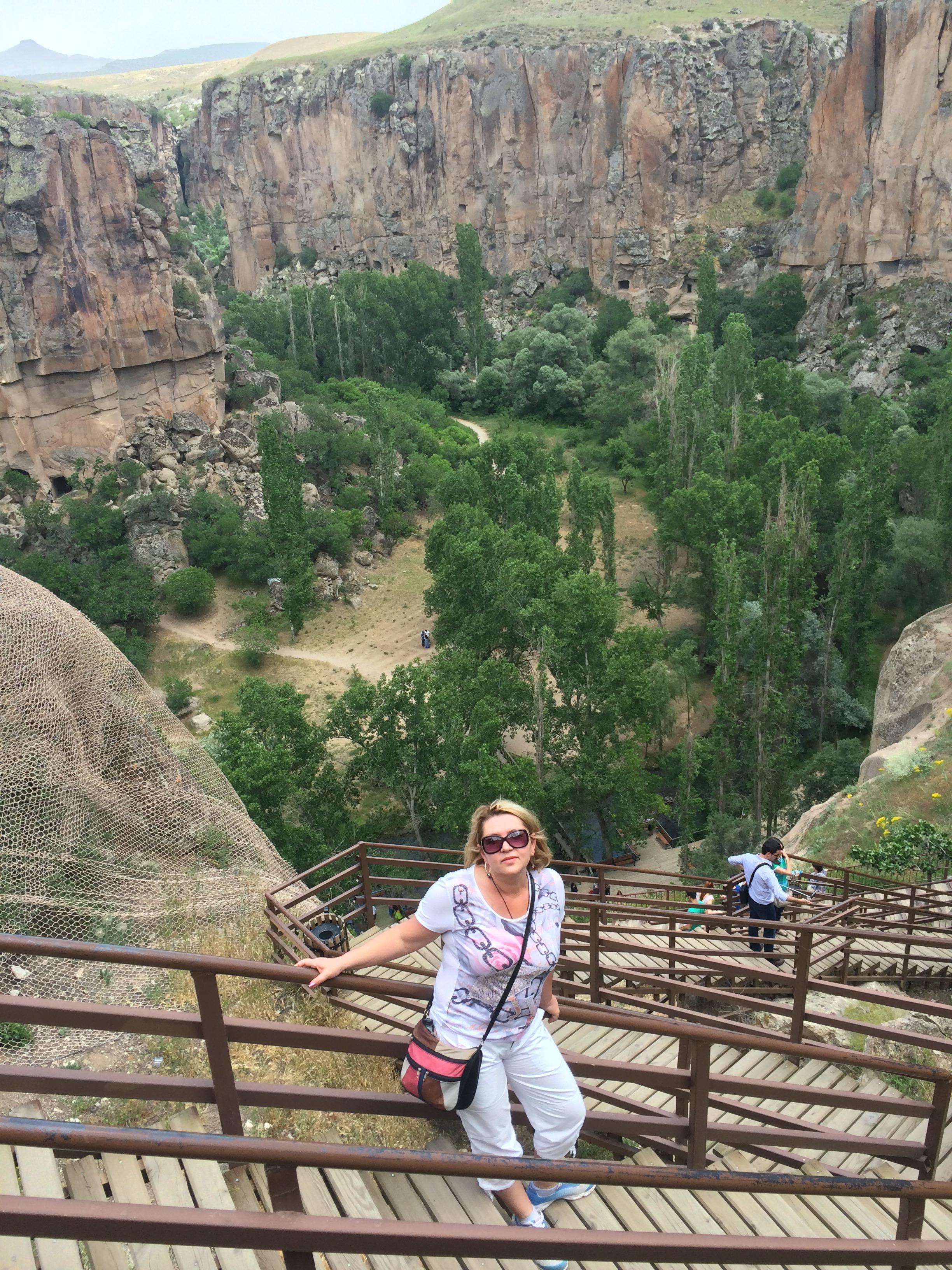 Частный гид экскурсовод по Гереме Ольга