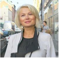 Частный гид экскурсовод по Стокгольму Людмила