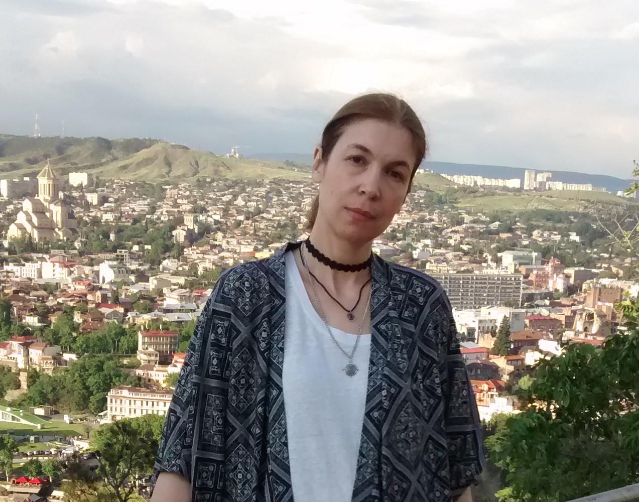 Частный гид экскурсовод по Тбилиси Марина