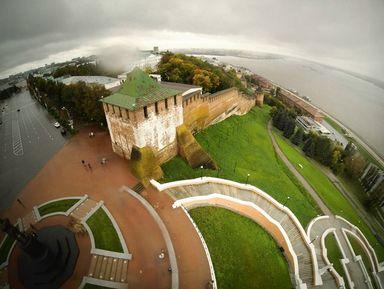 Обзорные и тематические экскурсии в городе Нижний Новгород