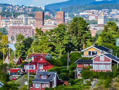 Обзорные и тематические экскурсии в городе Осло