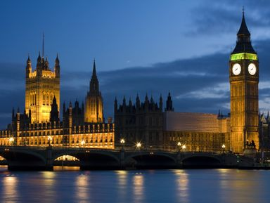 Обзорные и тематические экскурсии в городе Лондон