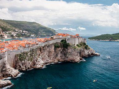 Обзорные и тематические экскурсии в городе Дубровник
