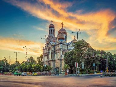 Обзорные и тематические экскурсии в городе Варна